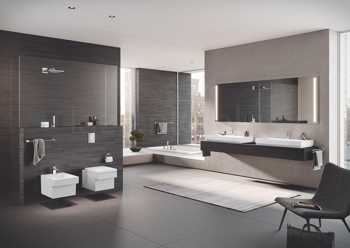 Grohe - nowoczesna łazienka i kultowe produkty