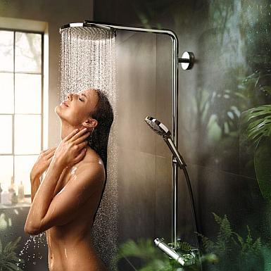Hansgrohe Powder Rain