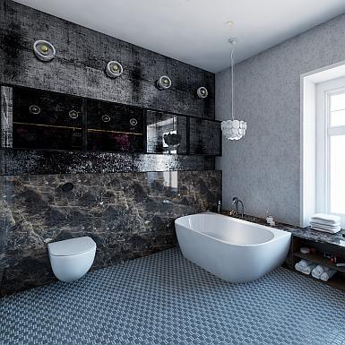 Bajeczna łazienka