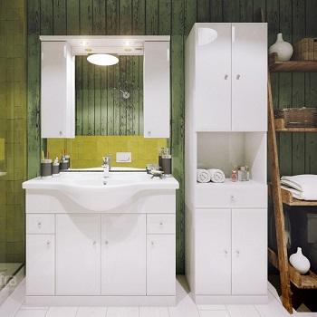Komfortowe meble łazienkowe – podwieszane czy stojące?