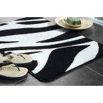 Sealskin Safari dywanik łazienkowy 60x90 cm zebra 293553619