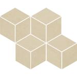 Paradyż Rockstone mozaika Beige Cieta Mix 20,4X23,8cm Mat