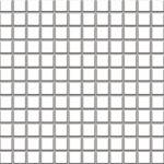 Paradyż Altea/Albir mozaika ścienno-podłogowa Altea Bianco 30x30 (2,3x2,3)