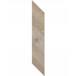 Paradyż Wildland płytka dekoracyjna deskopodobna Warm Chevron Lewy 14,8x88,8 cm