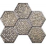 Tubądzin Terraform mozaika ścienna 2 28,9x22,1 cm