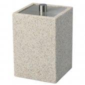 Bisk Sand pojemnik kosmetyczny piaskowy 01594