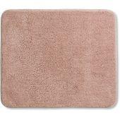 Kela Livana dywanik łazienkowy 65x55 cm różowy KE-24018