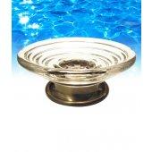 Pomd'or Windsor mydelniczka stojąca brąz antyczny 26.60.90.011