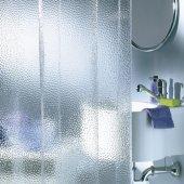 Sealskin Crystal zasłona prysznicowa PCV 180 cm 212021300