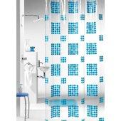 Sealskin Happy zasłona prysznicowa PCV 180 cm blau 210721324