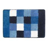 Sealskin Rosalyn dywanik łazienkowy 60x90 cm niebiesko/biały 294113624