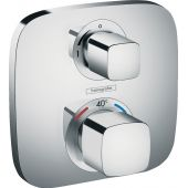 Hansgrohe Ecostat E bateria prysznicowa podtynkowa termostatyczna chrom 15707000