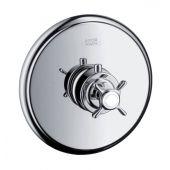 Axor Montreux bateria prysznicowa podtynkowa termostatyczna nikiel szczotkowany 16815820