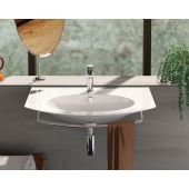 Catalano Velis umywalka 82x49 cm biała 182VL00