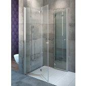 Radaway Eos KDD-B kabina prysznicowa 80x80 cm kwadratowa bez listwy progowej 37313-01-01NB