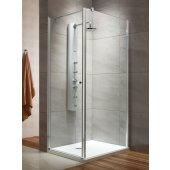 Radaway Eos KDJ kabina kwadratowa drzwi jednoczęściowe 100x100 cm lewa 37523-01-01NL