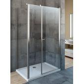Radaway Eos KDS kabina prostokątna drzwi wahadłowe 100x90 cm prawa 37551-01-01NR