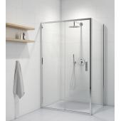 Oltens Fulla kabina prysznicowa 120x90 cm prostokątna drzwi ze ścianką 20205100