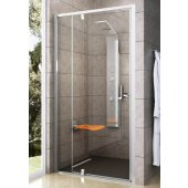 Ravak Pivot PDOP2-100 drzwi prysznicowe 100 cm polerowane aluminium/transparent 03GA0C00Z1