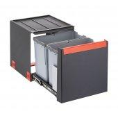 Franke Cube 40 sortownik na odpady 134.0039.332