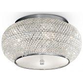 Ideal Lux Pasha lampa podsufitowa 6x40W chrom 100784