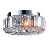Markslöjd Ulriksdal lampa podsufitowa 2x40W chrom/brylant 102649