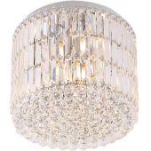 MaxLight Puccini lampa podsufitowa 11x40W chrom C0127