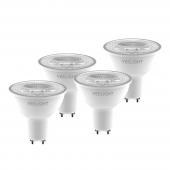 Yeelight Smart LED Bulb żarówki inteligentne GU10 (ściemnialna) 4x4,8W YLDP004-4PCS