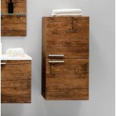 Antado Sycylia szafka boczna 90 cm niska uniwersalna stare drewno KTS-162-50