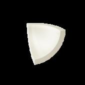 Paradyż Gamma/Gammo kształtka Gamma Bianco D Poler 3X3cm K---030X030-1-GAMA.BID-B