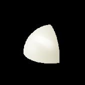 Paradyż Gamma/Gammo kształtka Gamma Bianco E Poler 3X3cm K---030X030-1-GAMA.BIE-B