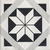 Paradyż Modern płytka podłogowa Motyw F Struktura 19,8x19,8cm parModMotFStr20x20