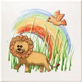 Tubądzin Pastel dekoracja ścienna Safari 3 200x200