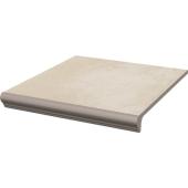 Paradyż Cotto stopnica prosta Crema 29,9X33 cm Mat Z---300X330-1-COTT.CRKP