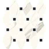Paradyż Calacatta mozaika Poler 23,6x25,2cm