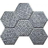 Tubądzin Terraform mozaika ścienna 1 28,9x22,1 cm