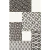 Paradyż Melby dekor ścienny 25x40 cm mix