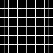 Paradyż Albir mozaika ścienno-podłogowa 29,8x29,8 cm czarny mat