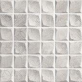 Paradyż Harmony mozaika ścienna 29,8x29,8 cm szara