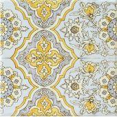 Tubądzin Majolika Intense B dekor ścienny 20x20 cm połysk