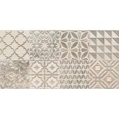 Tubądzin Sfumato Patch dekor ścienny 29,8x59,8 cm szary