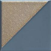 Tubądzin Reflection 3 dekor ścienny 14,8x14,8 cm niebieski mat/połysk