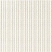 Tubądzin Elementary dekor ścienny 14,8x14,8 cm STR biały