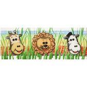 Tubądzin Pastel listwa ścienna 20x7,4 cm safari 1