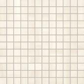 Tubądzin Ashen 4 mozaika ścienna 29,8x29,8 cm beżowy połysk