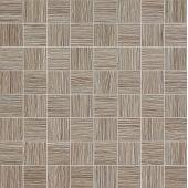 Tubądzin Biloba mozaika ścienna 32,4x32,4 cm szara