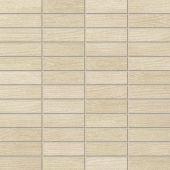 Tubądzin Ilma mozaika ścienna 29,8x29,8 cm beżowy połysk