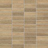 Tubądzin Ilma mozaika ścienna 29,8x29,8 cm brązowa