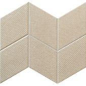 Tubądzin House of Tones mozaika ścienna 22,8x29,8 cm beżowy mat