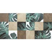 Ceramstic Nature Wood dekor ścienny 60x30 cm mix kolorów połysk
